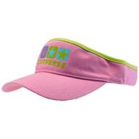 Accessori Donna Cappellini Converse Visiera Velcro Regolabile Cappelli rosa