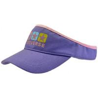 Accessori Donna Cappellini Converse Visiera Velcro Regolabile Cappelli viola