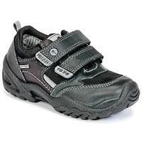 Scarpe Bambino Sneakers basse Primigi FAUSTO GORE-TEX Nero