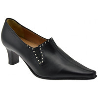 Scarpe Donna Mocassini Bettina 5956 Accollato T.60 Mocassini nero