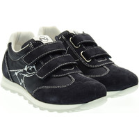 Scarpe Unisex bambino Sneakers basse Nero Giardini junior sneakers basse P629820M/200 (25-34) Pelle