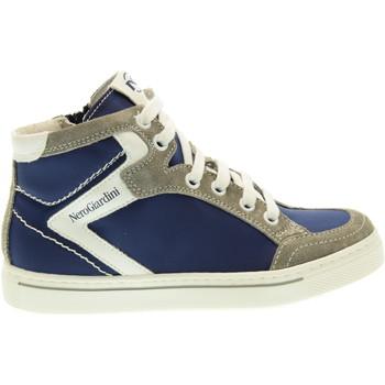Scarpe bambini Nero Giardini  junior sneakers alte P629810M/106 (25-34)