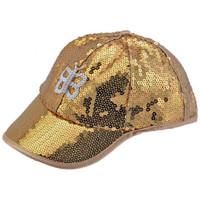 Accessori Unisex bambino Cappellini Lulu Paillettes Cappelli oro