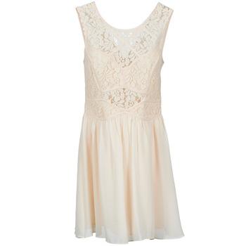 Abbigliamento Donna Abiti corti BCBGeneration 617574 Beige
