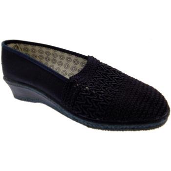 Scarpe Donna Pantofole Davema DAV212bl blu