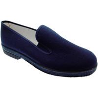 Scarpe Uomo Pantofole Davema DAV050b blu