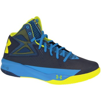 Scarpe Under Armour  Rocket Basketball 1264224-410