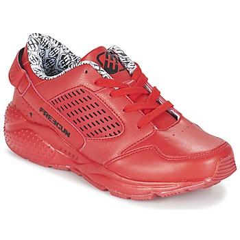 Scarpe Bambino Sneakers basse Freegun FADSA Rosso