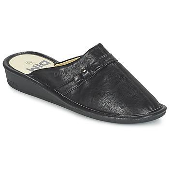 Scarpe Donna Pantofole DIM CLUBA Nero