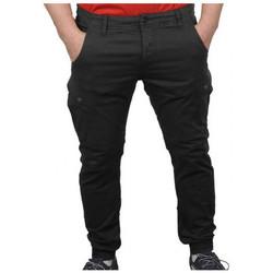 Abbigliamento Uomo Pantaloni da tuta Jack & Jones Paul Militare Polsino Pantaloni multicolore