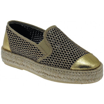 Scarpe Donna Espadrillas Trash Deluxe Spadrillas Slip on Zeppa multicolore
