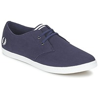 Scarpe Uomo Sneakers basse Fred Perry BYRON LOW TWILL Marine