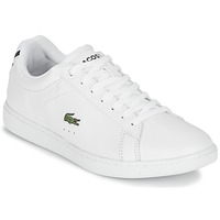 Scarpe Donna Sneakers basse Lacoste CARNABY EVO BL 1 Bianco