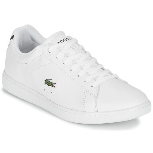 Lacoste CARNABY EVO BL 1 Bianco  Scarpe Sneakers basse Donna 76