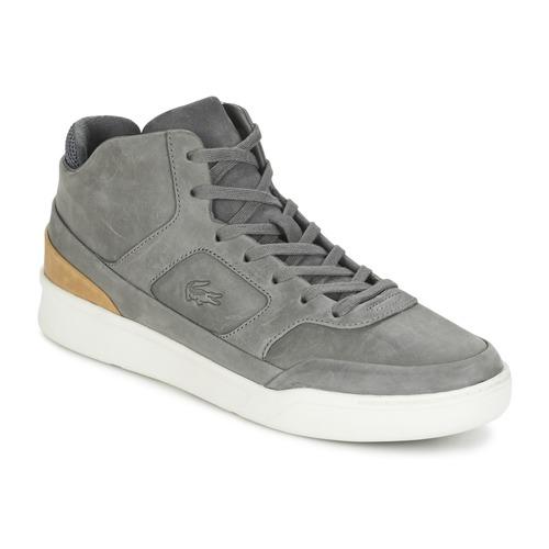 Lacoste EXPLORATEUR MID 316 2 Grigio  Scarpe Sneakers alte Uomo 84,50