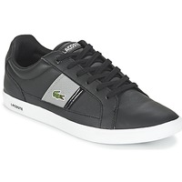 Scarpe Uomo Sneakers basse Lacoste EUROPA LCR3 Nero