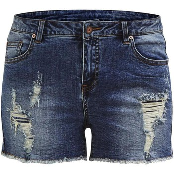 Shorts Vila  VIFEAR DESTROY DENIM SHORT
