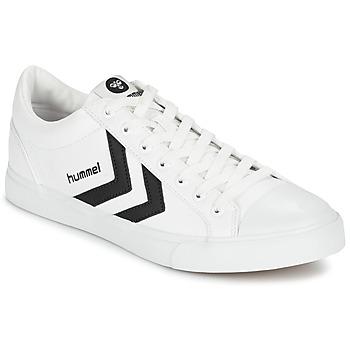 Scarpe Sneakers basse Hummel DEUCE COURT SPORT Bianco