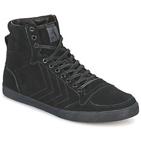 Scarpe Sneakers alte Hummel TEN STAR TONAL HIGH Nero
