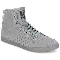 Scarpe Sneakers alte Hummel TEN STAR TONAL HIGH Grigio