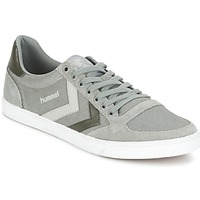 Scarpe Sneakers basse Hummel TEN STAR DUO CANVAS LOW Grigio
