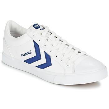 Scarpe Sneakers basse Hummel BASELINE COURT Bianco / Blu