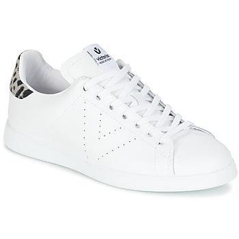 Scarpe Donna Sneakers basse Victoria DEPORTIVO BASKET PIEL Bianco