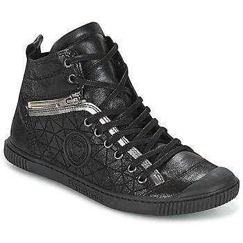 Scarpe Donna Sneakers alte Pataugas BANJOU Nero