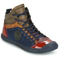 Scarpe Donna Sneakers alte Pataugas BANJOU/MC Multicolore