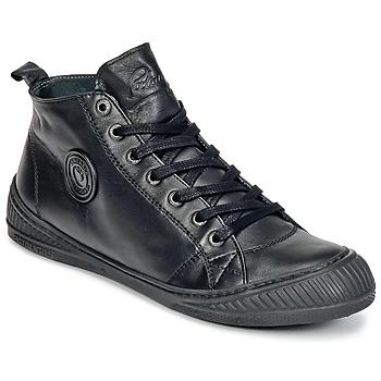 Scarpe Donna Sneakers alte Pataugas ROCKER/N Nero