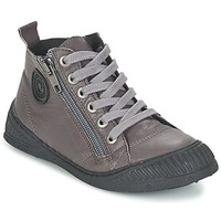 Scarpe Bambino Sneakers alte Pataugas ROCKET/N Grigio