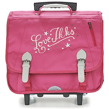 Cartella con rotelle Ikks  LOVE IKKS TROLLEY CARTABLE 41CM