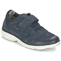 Scarpe Bambino Sneakers basse Geox NEBULA BOY Blu