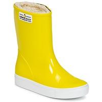 Scarpe Bambina Stivali da pioggia Lemon Jelly FAIRY Giallo