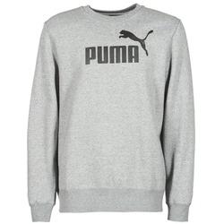 Abbigliamento Uomo Felpe Puma ESS CREW SWEAT FL Grigio