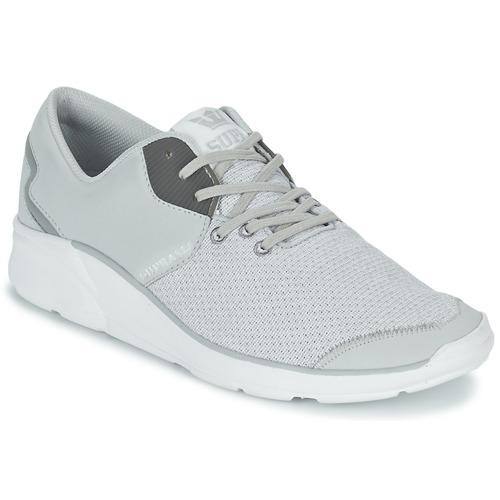 Supra NOIZ Grigio  Scarpe Sneakers basse  45