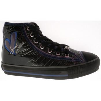 Scarpe Bambino Sneakers alte Sweet Years FODERA FELPATA Sportive alte multicolore