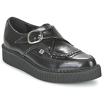 Scarpe Derby TUK POINTED CREEPERS Nero