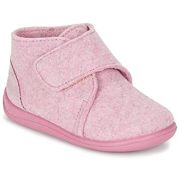 Scarpe Bambina Pantofole Citrouille et Compagnie FELINDRA Rosa