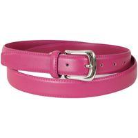 Accessori Uomo Cinture Kebello Pelle cintura rosa