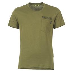Abbigliamento Uomo T-shirt maniche corte Versace Jeans PATCH POCKET TIGER KAKI