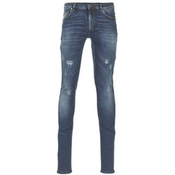 Abbigliamento Uomo Jeans slim Versace Jeans ROUDFRAME Blu / MEDIUM