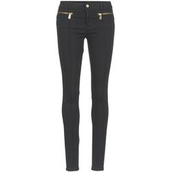 Abbigliamento Donna Pantaloni 5 tasche Versace Jeans TOLKALA Nero