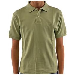 Abbigliamento Unisex bambino Polo maniche corte Diadora Piquet Mosquito Polo verde