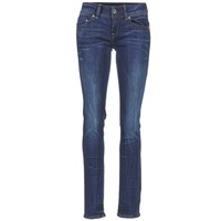 Abbigliamento Donna Jeans dritti G-Star Raw MIDGE SADDLE MID STRAIGHT Denim