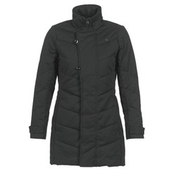 Abbigliamento Donna Parka G-Star Raw MINOR CLASSIC QLT COAT Nero