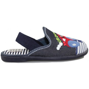 Scarpe Bambino Pantofole Vulladi TEJANO AZUL
