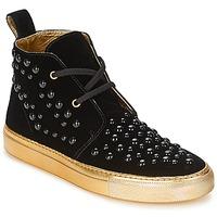 Scarpe Donna Sneakers alte Sonia Rykiel 670183 Nero