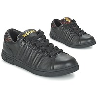 Scarpe Donna Sneakers basse K-Swiss LOZAN TONGUE TWISTER Nero / Oro