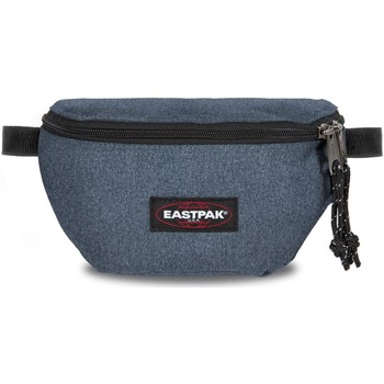 Borse Uomo Marsupi Eastpak SPRINGER DOUBLE DENIM Blue